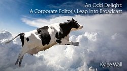 An Odd Delight: A Corporate Editor's Leap Into Broadcast