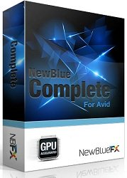 NewBlue Introduces 2 Great Plug-in Offers for Avid Editors