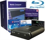 Avid Media Composer 3 with FREE Videoguys Blu-ray Disc Bundle