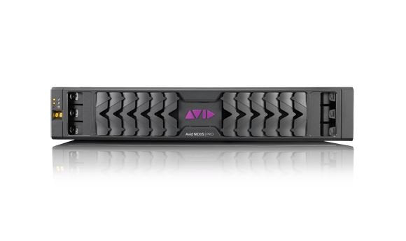Avid Evolves Storage with Avid NEXIS
