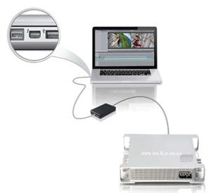 Matrox Announces Thunderbolt Enabled MXO2 Devices at NAB 2011