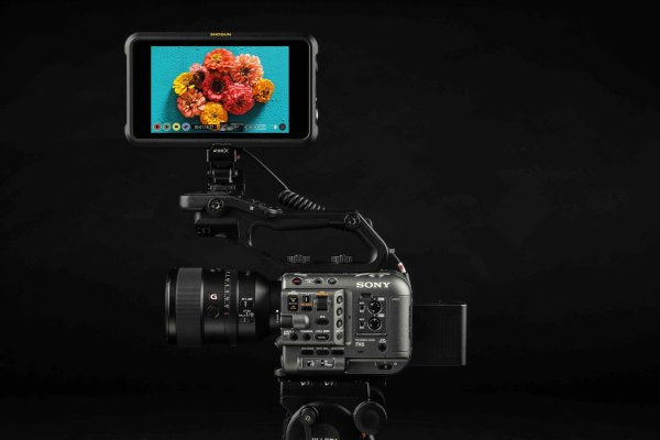 Atomos SHOGUN 7 gets ProRes RAW update for Sony FX6