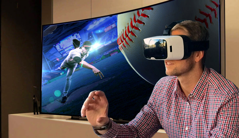 How Virtual Reality is Serving the Major Leagues