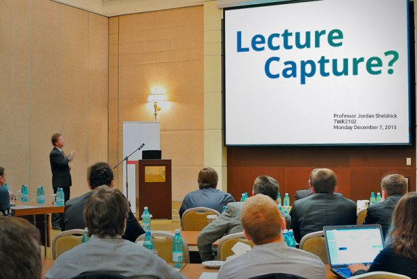 Quick Guide to Capture & Stream Your Lectures with Epiphan Pearl