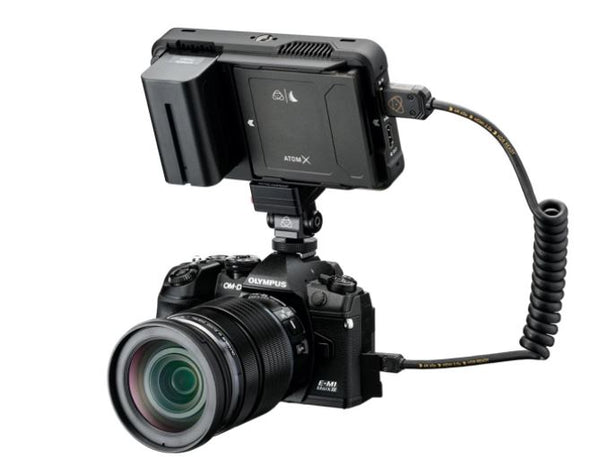 Atomos Ninja V unlocks ProRes RAW for Olympus cameras