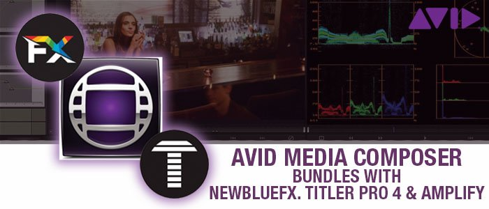 Get Started Fast with NewBlue Titler Pro for Media Composer