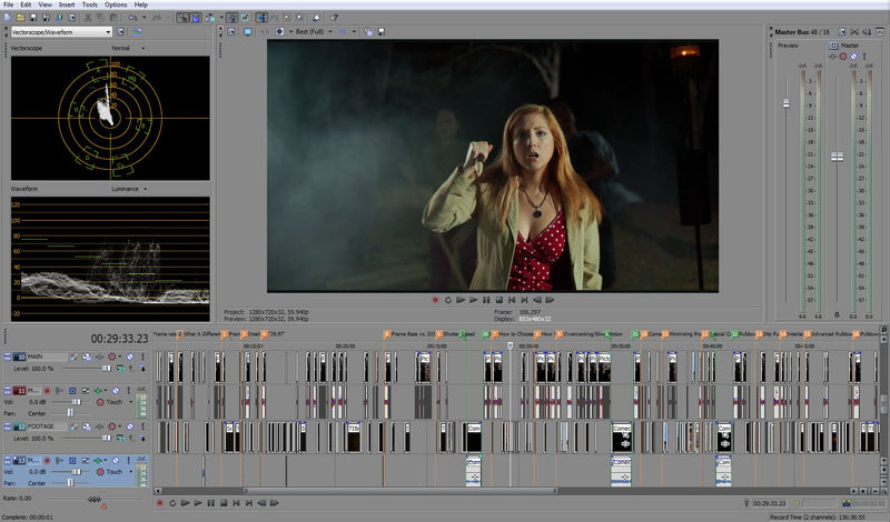 Is Sony Vegas Pro a Good Fit for Your Post Production Workflow?
