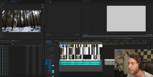 ADOBE PREMIERE PRO TUTORIAL: MAKE YOUR WORKSPACE YOUR OWN