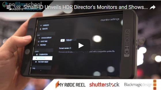 NAB Show Excites with Monitors, Recorders & Power Devices