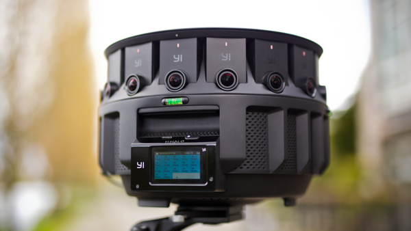 VR Professionals Weigh-In on Their Choice for  Best 360º Cameras