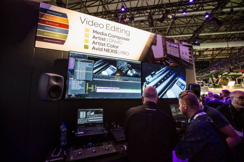 IBC 2016: Introduction of the New Avid NEXIS | PRO