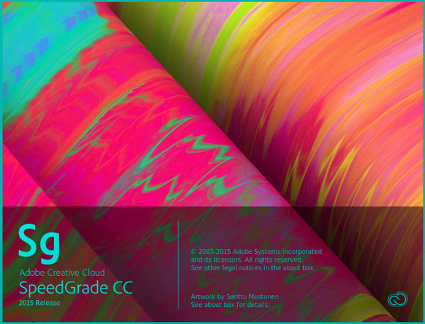 Adobe SpeedGrade CC Is Dead; Long Live Lumetri Color - Studio Daily