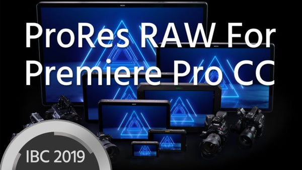 Premiere Pro CC  to get ProRes RAW Support