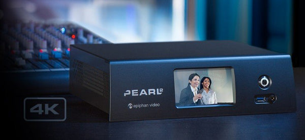 Epiphan Pearl-2 Live Production Systems Are Now More Affordable than Ever!