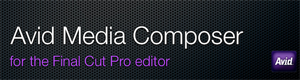 Come to NAB for my Avid Media Composer for Final Cut Pro Editors class