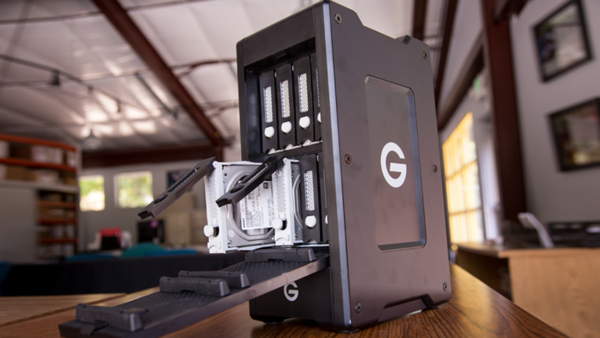 Videomaker's Review of G-Technology's G-SPEED Shuttle XL