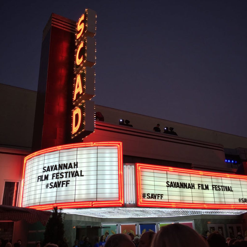 Avid Inspires Students at Savannah Film Fest