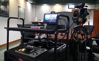 Matrox Monarch HD Used by Court Reporters to Stream and Record