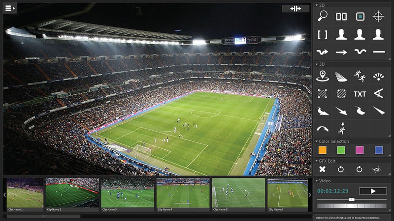 Avid Introduces Spark for Accelerated Sports Graphics Production