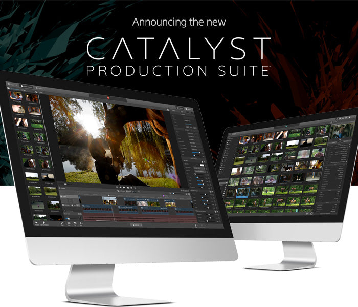 Sony's Catalyst Production Suite Gets an Update