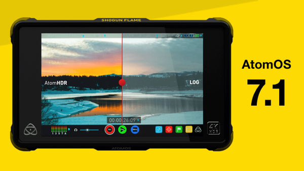 RedShark News - Atomos upgrades Flame series HDR toolset
