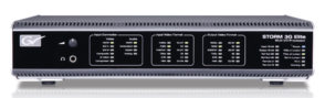 Grass Valley Adds 3 Gb/s Support to Growing STORM I/O Editing Hardware Family