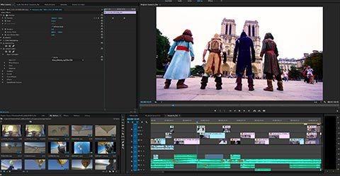 Oliver Peters: What's new in Adobe Premiere Pro CC 2015