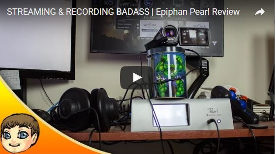 Video Review of Epiphan Pearl Streaming and Recording Device