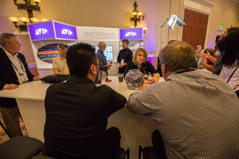 Find out what you missed at Avid Connect 2015: I'M IN!