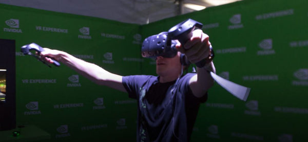 NVIDIA Has Set Its Sights on Refining The VR Rendering Process