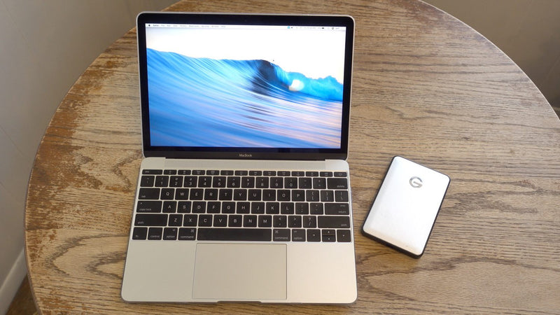 Review: G-Tech's 1TB G-Drive Mobile and MacBook