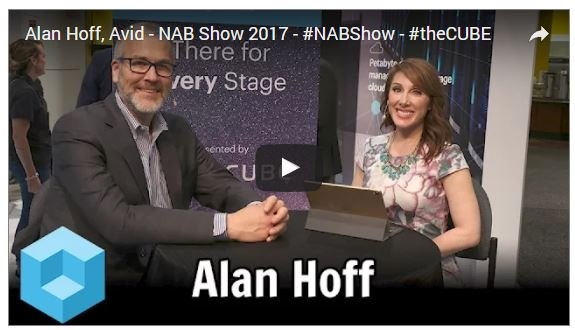 Avid Chat on Standardizing Digital Content at NAB 2017