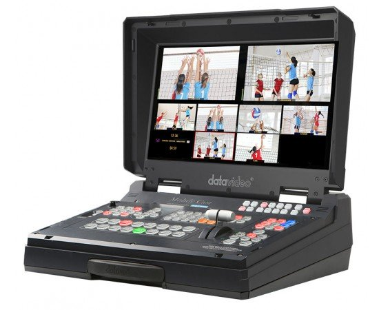 Datavideo Announces HS-1200 Hand Carried Mobile Studio