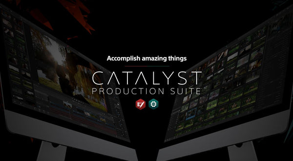 Sony Releases Catalyst Prepare and Catalyst Edit Updates