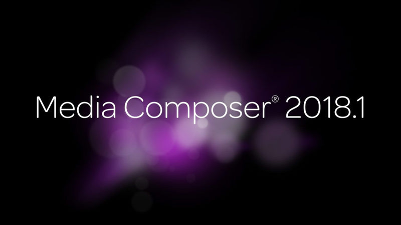 Avid Announces February Release of Media Composer 2018 Available Now