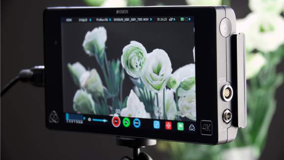 Atomos Shogun Field Monitor/Recorder Review