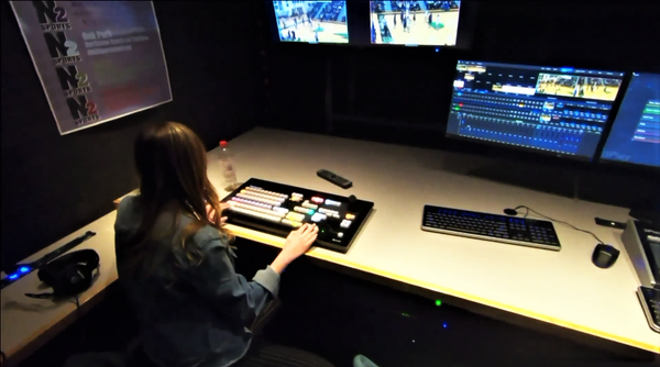 NewTek TriCaster TC-1 and NDI takes Students' Broadcast Skills to the Next Level