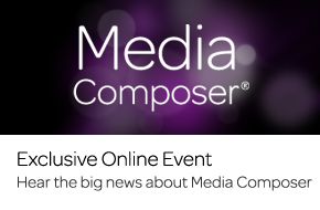 Avid Media Composer On Line Event Nov 3rd