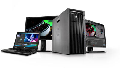 Videoguys' Guide to HP Z Workstations: The Video Editors Best Choice