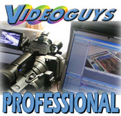 Products to Service the Needs of Broadcast and Post-Production Professionals
