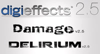 Digieffects v2.5 - Damage & Delirium Explored