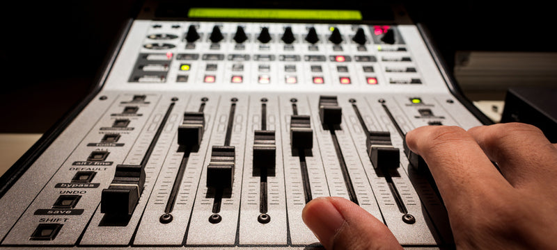 Audio Mixing for Streaming: How to Find the Right Levels