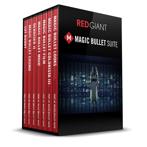 Red Giant Magic Bullet Suite 12 Review by David Arbor