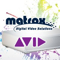 Matrox delivers HD monitoring to Avid as well as acceleration of the Mercury Playback Engine [NAB Video]