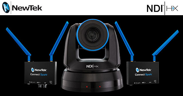 Introducing NewTek NDI | HX - A Whole New Way to Bring IP Video into your Production
