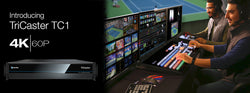 NewTek TriCaster TC1 Worlds 1st Affordable 4K IP Video Production System