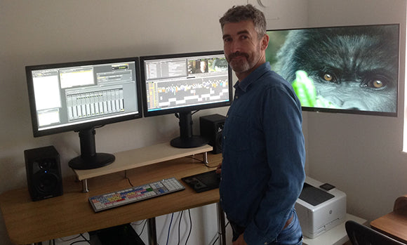 Documentary Editing with Avid Media Composer: Nat Geo's Secrets In The Mist