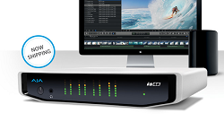 AJA Ships Io 4K; Professional Video I/O for New Mac Pr