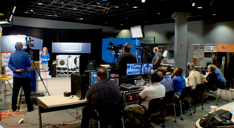 NewTek TriCaster User Story: Whirlpool Corporation