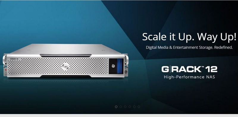 Media Alert: G-Technology® Releases SDK for G-RACK™ 12 High-Performance NAS Solution | Business Wire